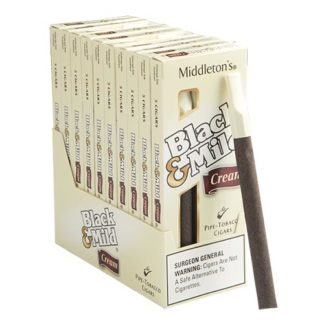 Black & Mild Cigars Cream - 5 Pack-0