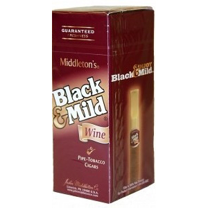 Black & Mild Cigars Wine - Singles-0