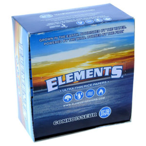 Elements Connoisseur King Size Rolling Papers-0