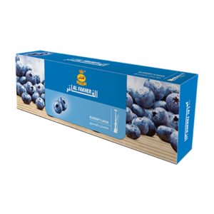 Al Fakher Blueberry Tobacco 50 G (10 Pack)-0