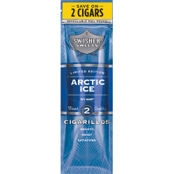 Swisher Sweets Cigarillos Arctic Ice-0