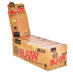 RAW Classic King Size Rolls - 3 meters-0